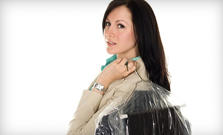 $20 Groupon for Dry-Cleaning Services Plus Complimentary Pickup and Drop-Off - Give-n-Go Dry Clean in St. Louis