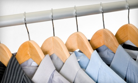 $20 Worth of Dry Cleaning - Martinizing Dry Cleaning in Huntersville