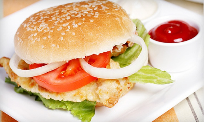 Down River Bar & Grill - Sellersburg: $10 for $20 Worth of American Fare at Down River Bar & Grill in Sellersburg