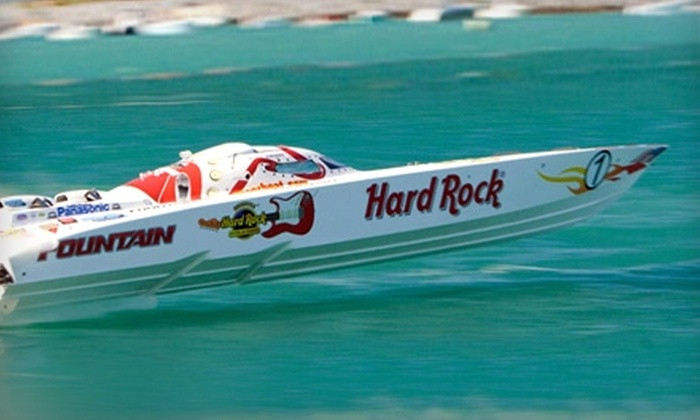 Space Coast Super Boat - Multiple Locations: $50 for One VIP Pass to Space Coast Super Boat Grand Prix May 18–22 ($99 Value)