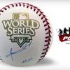 $120 Off Autographed Baseball