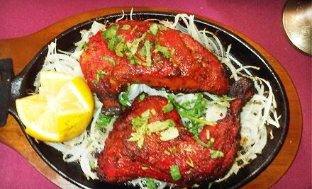 Mazza Indian Cuisine: Lunch for 2 - Mazza Indian Cuisine in Berkley
