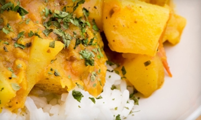Village Kabab & Curry - 2: $10 for $20 Worth of Indian Cuisine at Village Kabab & Curry in Yorktown