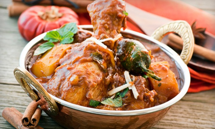 Ambiance of India - Clarkson: $15 for $30 Worth of Indian Fare and Drinks at Ambiance of India in Mississauga