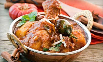 $30 Groupon to Ambiance of India - Ambiance of India in Mississauga