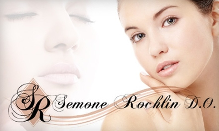 Dr. Semone Rochlin - Multiple Locations: $99 for 20 Units of Botox from Dr. Semone Rochlin ($200 Value)
