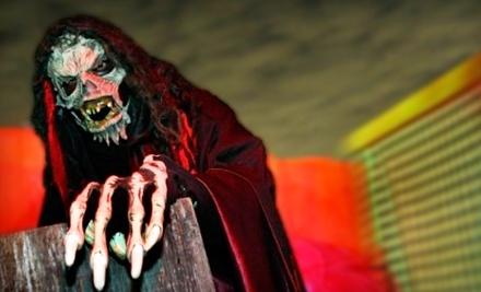 Screams Halloween Theme Park - Screams Halloween Theme Park in Waxahachie
