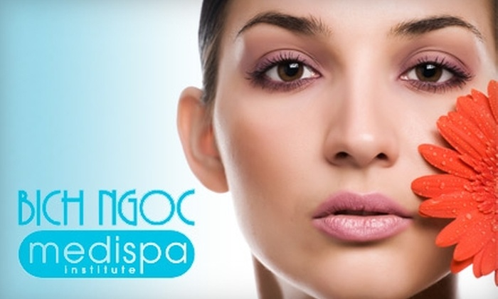 Medispa Institute - Alief: $99 for a Facial Laser Treatment at Medispa Institute (Up to a $400 Value). Choose from Three Options.