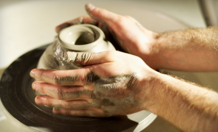 Pottery Class for 1 (a $60 value) - Muddy Rose Pottery in Hopewell