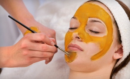 Pumpkin Spa Package with 45-Minute Organic Pumpkin Facial and $25 Gift Certificate (a $90 value) - Bodique Mind & Body Wellness in San Antonio