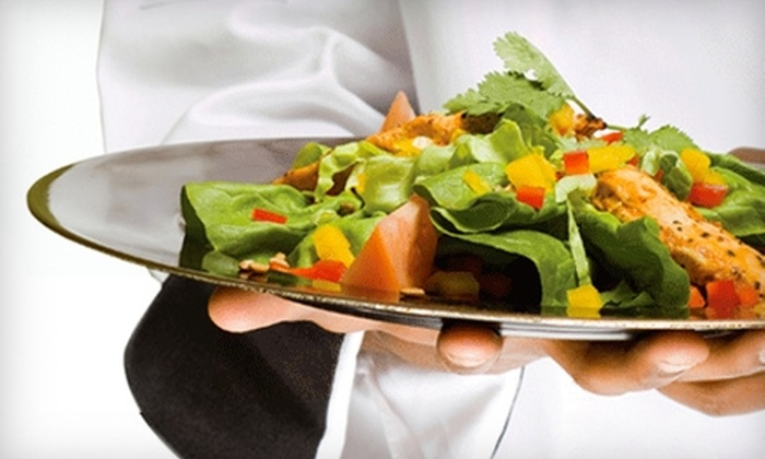 Fresh Grill Cafe: $99 for Delivery of Three Meals a Day for Five Days from Fresh Grill Café ($375.56 Value)
