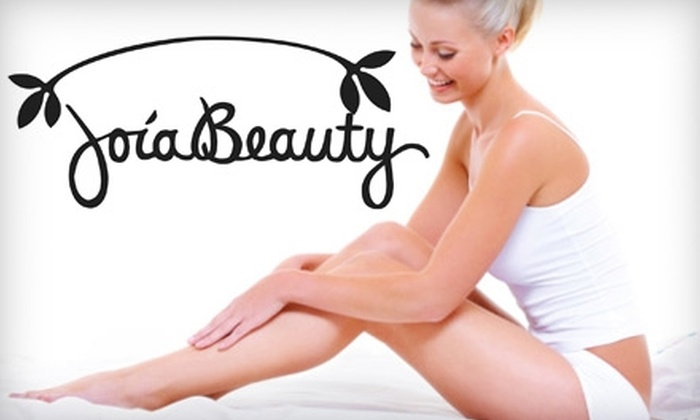 JoiaBeauty - Northampton: $25 for $50 Worth of Waxing Services at JoiaBeauty