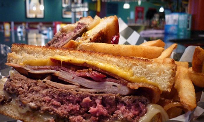 Meltdown Grille and Bar - Winston-Salem: $10 for $20 Worth of Upscale Pub Fare at Meltdown Grille and Bar in Winston-Salem