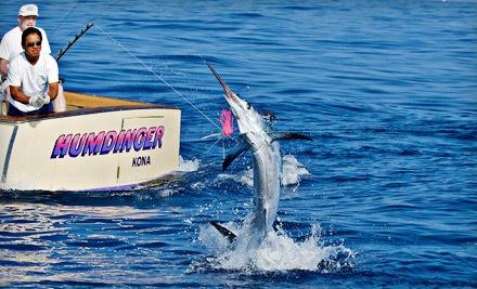 Deep sea fishing outing humdinger sportfishing groupon for Groupon deep sea fishing