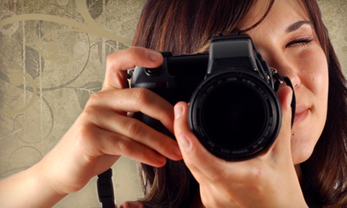 Legacy Studios - Multiple Locations: $49 for a Photo-Lesson Package with a Photography-and-Photoshop Class and Photo Safari from Legacy Studios ($408 Value)