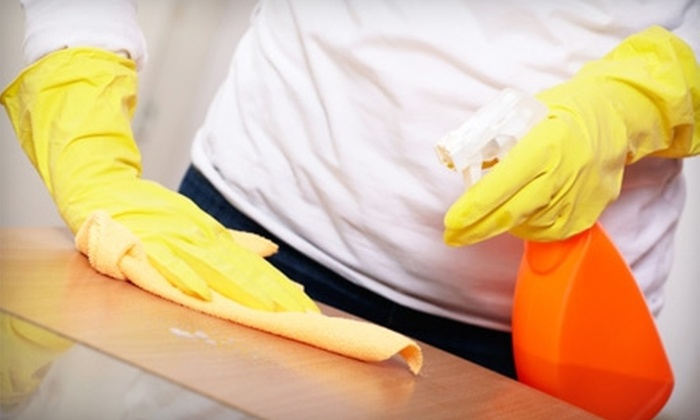 H Cleaning Services - Ottawa: $55 for Three Hours of Cleaning from H Cleaning Services ($110 Value)