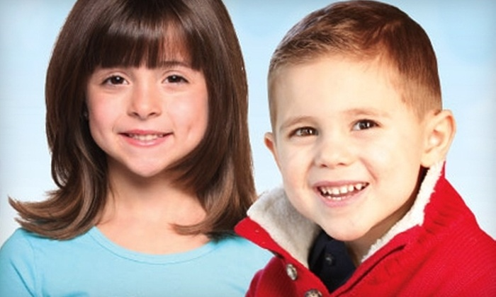Snip-its - Seekonk: $8 for a Regular Kids' Haircut at Snip-its (up to a $16.95 Value)