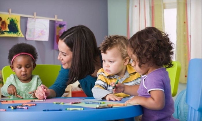 Imagine Drop-In Childcare - Lawrence: $30 for $60 Worth of Childcare at Imagine Drop-In Childcare