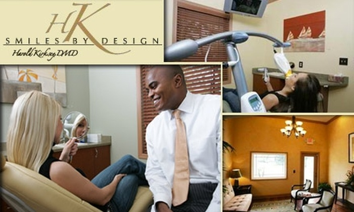 Smiles By Design - Southwest Tampa: Don't Have Dental? Get a Dental Consultation, Exam, Teeth Cleaning, X-Rays, and Take-Home Whitening Kit for $35 at Smiles By Design ($369 Value)