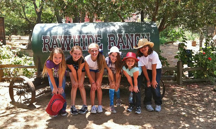 Rawhide Ranch - Bonsall: $499 for a Five-Day Overnight Summer Camp on August 17–22 at Rawhide Ranch ($799 Value)