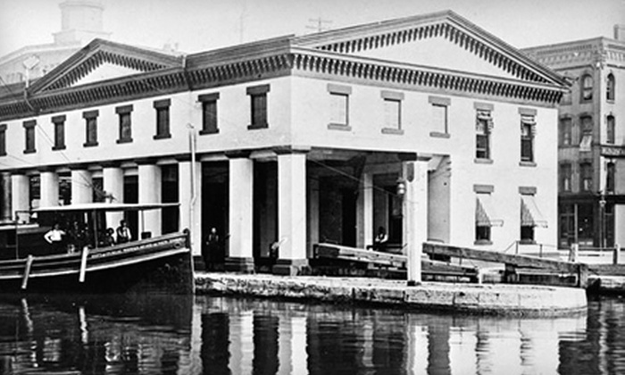 Erie Canal Museum - Downtown: Single or Family Membership to the Erie Canal Museum in East Syracuse (Up to 60% Off)