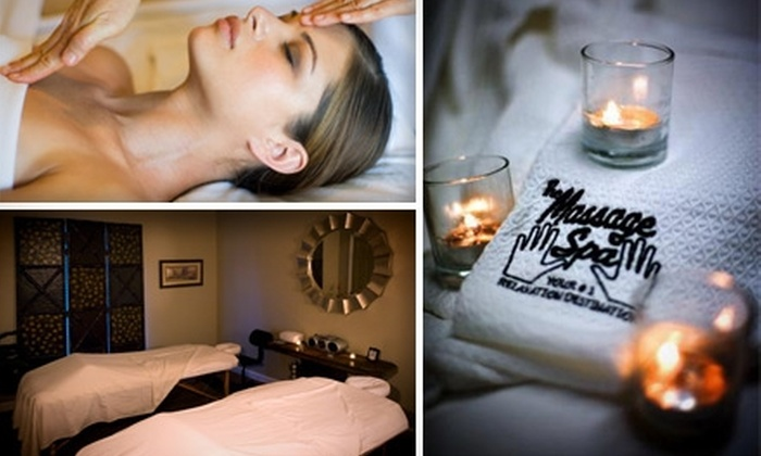 The Massage Spa - United Central: $20 for a 60-Minute Relaxation or Swedish Massage at The Massage Spa ($44 Value)
