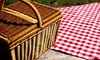 Don't Call - Niche Wine Lounge - Holly Springs: $40 for a Gourmet Picnic Basket for Two at Niche Wine Lounge in Holly Springs ($82.85 Value)