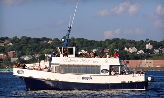 Murphy's The Cable Wharf - Halifax: $49 for a Family Pass to a Four-Hour Deep-Sea Fishing Tour from Murphy's The Cable Wharf (Up to $189.96 Value)