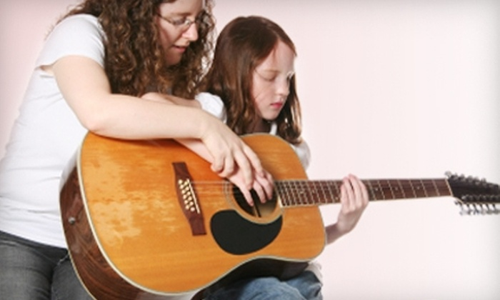 Bergen Academy of Music and Art - Multiple Locations: $79 for Four 30-Minute Music Lessons of Your Choice at Bergen Academy of Music and Art