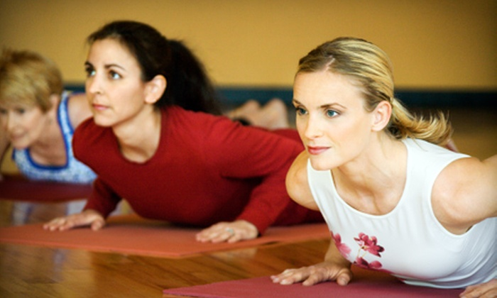 My Hot Yoga Place - Hendersonville: Up to 67% Off Hot Yoga in Hendersonville