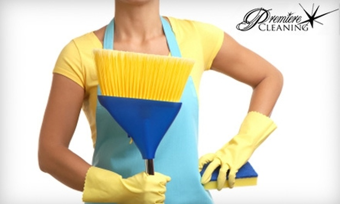 Premiere Cleaning - Clarksville: $68 for Two Hours of Professional House-Cleaning Services from Premiere Cleaning ($136 Value)