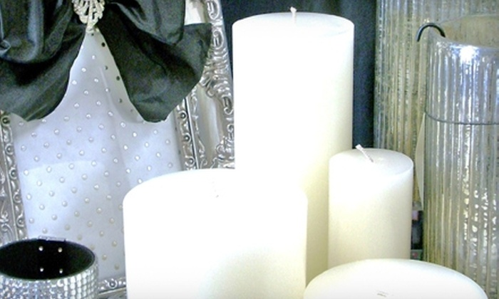 Candle Cabin & Gifts - Montgomery: $10 for $20 Worth of Candles and Gifts at Candle Cabin & Gifts