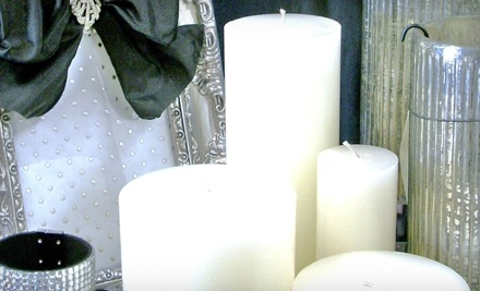 $20 Groupon to Candle Cabin & Gifts - Candle Cabin & Gifts in Montgomery