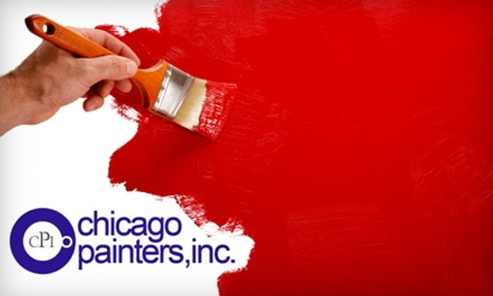 Chicago Painters, Inc. - Chicago: $99 for a One-Room Professional Painting from Chicago Painters, Inc.