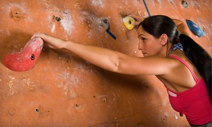 RockVentures - Atlantic-University: $20 for an Introductory Climbing Course at RockVentures ($40 Value)