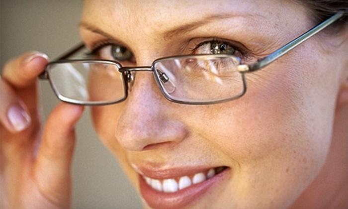 Optiks International  - Multiple Locations: $50 for $150 Toward a Complete Pair of Prescription Glasses at Optiks International