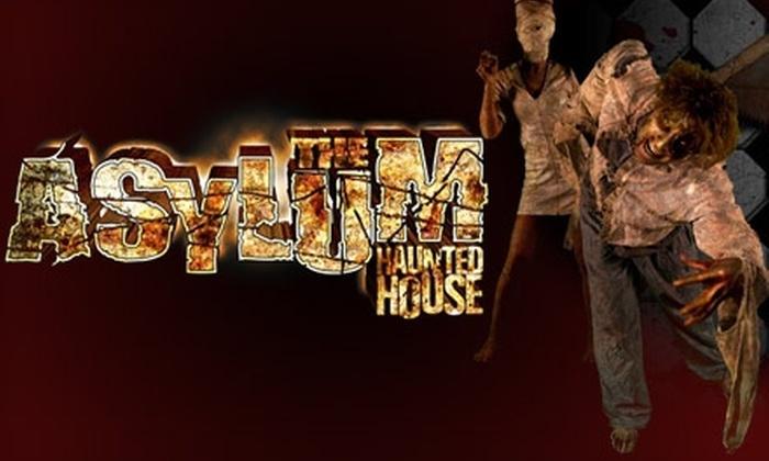 Asylum Haunted House - Northglenn: $13 for a VIP FastPass to The Asylum Haunted House in Northglenn