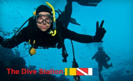 The Dive Station - The Dive Station in Orlando