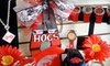 The Sports Boutique - Tulsa: $20 for $40 Worth of Women's Collegiate Apparel and Accessories at The Sports Boutique
