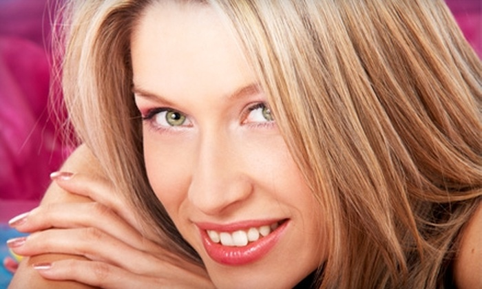 Lansing City Salon - The Stadium District: $25 for $50 Worth of Salon Services and Facial Waxing at Lansing City Salon
