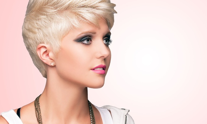 Captiva Salon Paul Mitchell - Multiple Locations: Haircut with a Wellness Ritual or Highlights at Captiva Salon Paul Mitchell (50% Off)