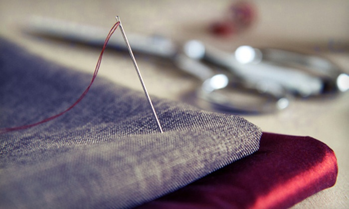 Sandy's Sewing Center - Deerfield: Sewing Classes, Materials, and Machine Repairs at Sandy's Sewing Center (Up to 52% Off). Three Options Available.