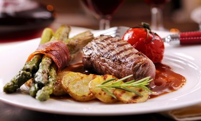 image for Three-Course Meal for Two or Four at Tiamo Prestwich (Up to 59% Off)