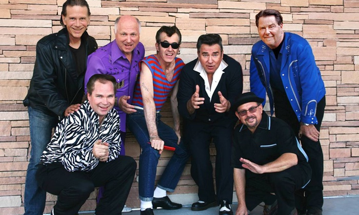 "Sha Na Na Sings Hits From the Movie Grease - Bergen Performing Arts Center: Sha Na Na Sings Hits From the Movie ""Grease"" at Bergen Performing Arts Center on Friday, January 23 (Up to 52% Off)"