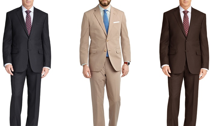 Braveman Men's 2-Piece Suit: Braveman Men's 2-Piece Suit