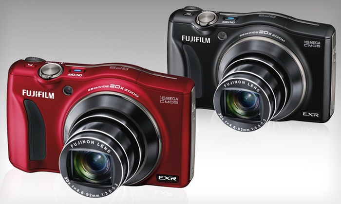 Fujifilm FinePix F770EXR 16MP Digital Camera with 20x Optical Zoom: $149.99 for Fujifilm F770EXR 16MP Digital Camera with 20x Zoom ($329.95 List Price). Free Shipping & Returns.