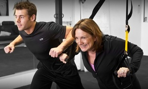 3Fit: Two Personal-Training Sessions at 3Fit (58% Off)