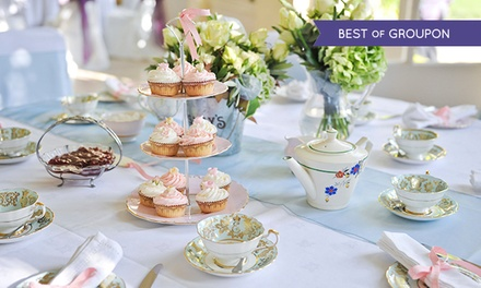 Afternoon Tea for Up to Six with Optional Prosecco at Losehill House Hotel & Spa (Up to 52% Off)