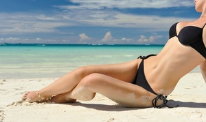 EO Tan: $23 for One Custom Airbrush Tan from EO Tan ($39 Value)