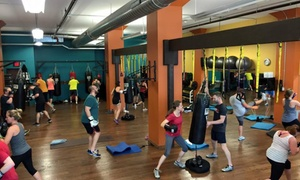 Allegro Coaching: Five Fitness Classes at Allegro Coaching (50% Off)